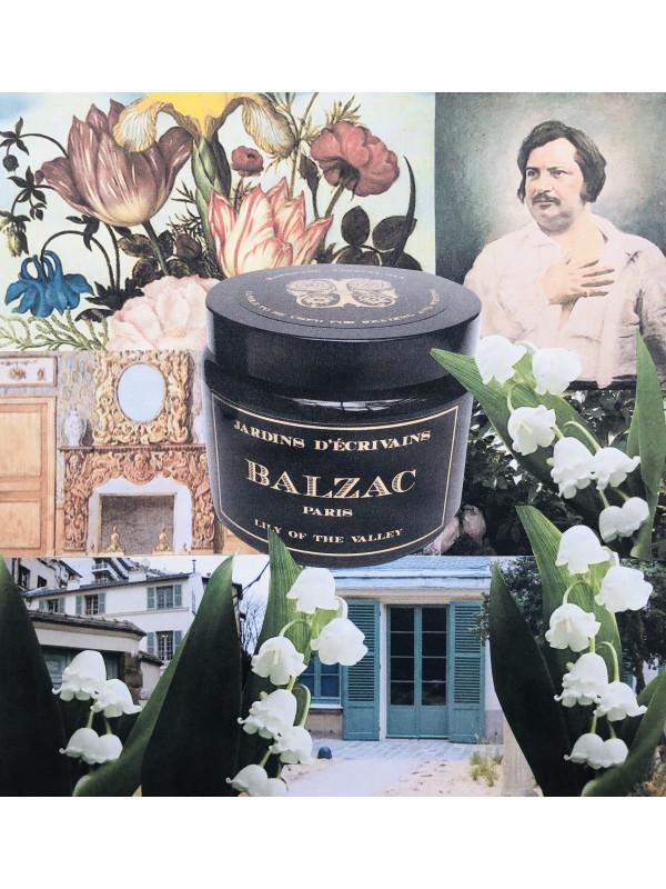 bougie Le jardin de BALZAC - Paris