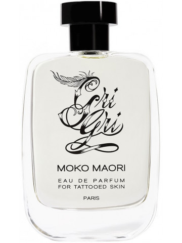 GRI GRI - Moko Maori - eau...